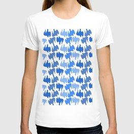 Buffalo Blues T-shirt