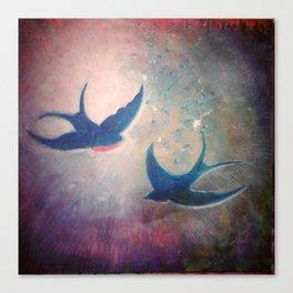 Heavenly 1 Canvas Print