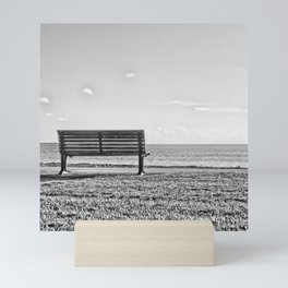 Is this what lonely feels like? Mini Art Print