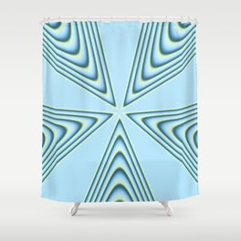 Linear Waves in MWY 01 Shower Curtain