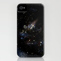 go to sleep,it'll be okay Slim Case iPhone (4, 4s)