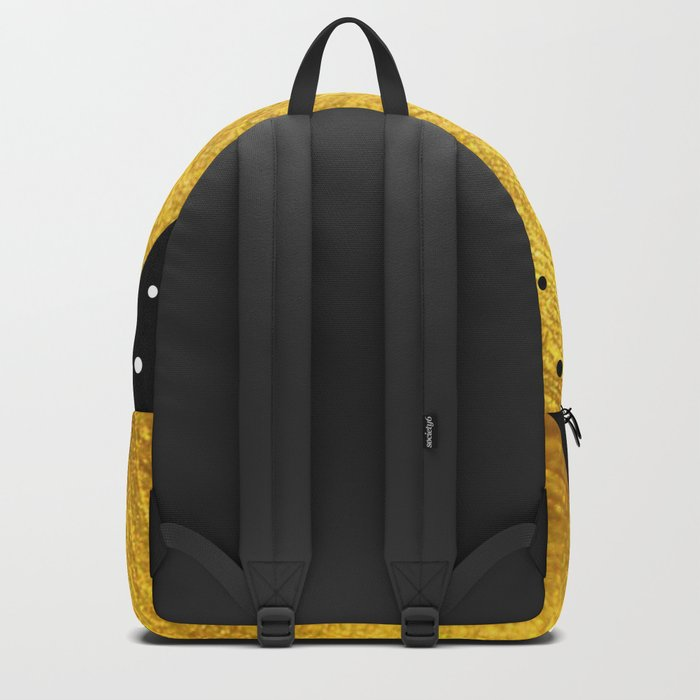 fall abstraction #5 Backpack