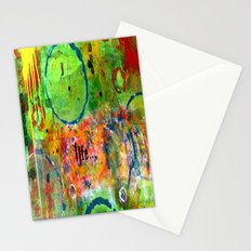 Life Goes Around  Stationery Cards