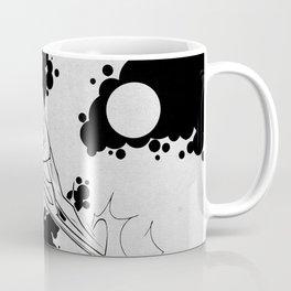 Sky rider of the spaceways Coffee Mug