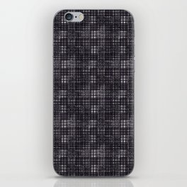Classical dark cell. iPhone Skin