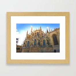 Leon Cathedral Framed Art Print