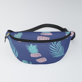 Summer Tropical Vibes Fanny Pack