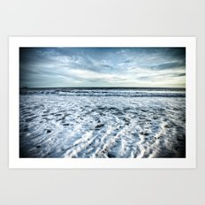 Out To Sea Art Print
