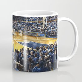 Tip-off, UNC at Duke Coffee Mug