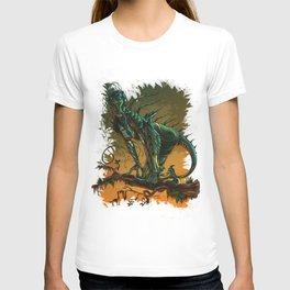 Lady Lizard T-shirt