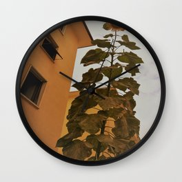 the gigant Wall Clock