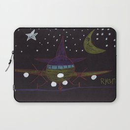 Night Flight Laptop Sleeve