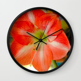 Spring has Sprung! Wall Clock