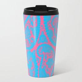 Seamless Art - 11 (3D Color Reflection) Travel Mug