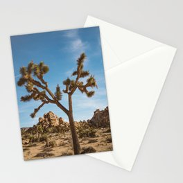 Joshua Tree National Park II Stationery Cards