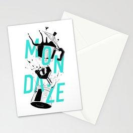 Mondaze II Stationery Cards