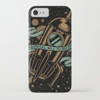 vonnegut iPhone & iPod Cases featuring sirens of titan - vonnegut by miles to go