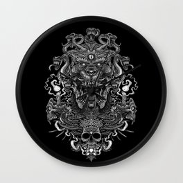 Winya No. 129 Wall Clock