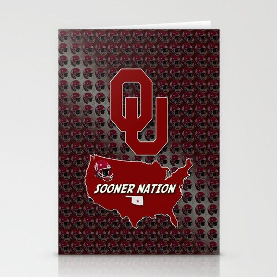 #BOOMER #SOONER Stationery Cards