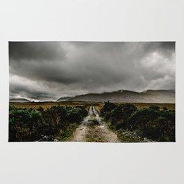 A Irish Road to Nowhere Rug