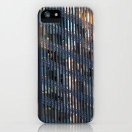 Manhattan Windows - Fire iPhone Case