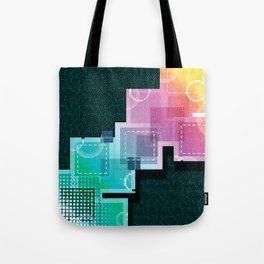 Abstract Tech Tote Bag