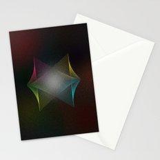 Geometrique 003 Stationery Cards