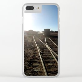 ALTIPLANO Clear iPhone Case