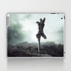 To never, to no more. Laptop & iPad Skin