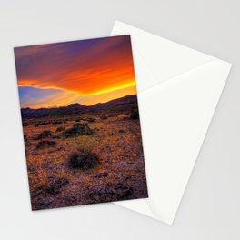 Desert Delight Stationery Cards