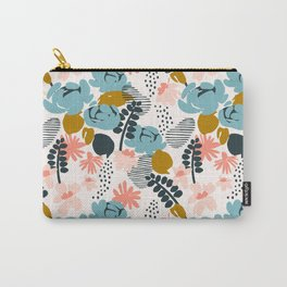 late summer floral Carry-All Pouch