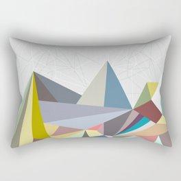 Colorflash 1 Rectangular Pillow