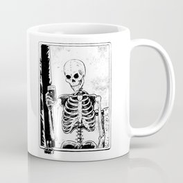 Skelfie Coffee Mug