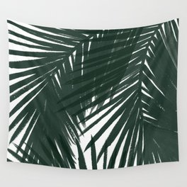 Palms Green Wall Tapestry