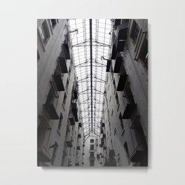 The St. Felix Warehouse, Antwerp, Belgium Metal Print