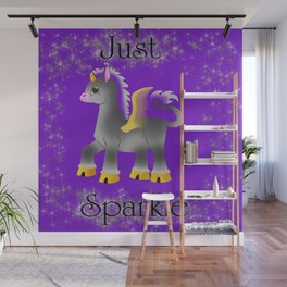 Just Sparkle Wall Mural