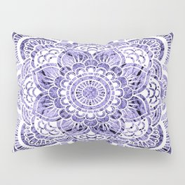 Mandala Lavender Colorburst Pillow Sham