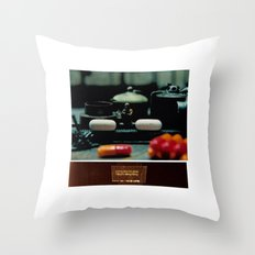 Sustained Release Throw Pillow