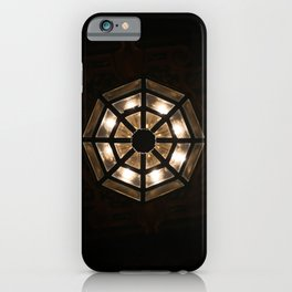 Shine Bright Dark Night - Geometry of Light iPhone Case
