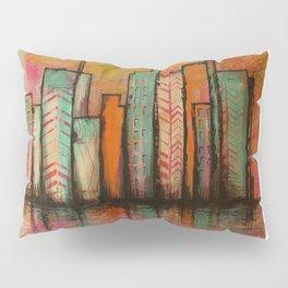 Big City Night Pillow Sham