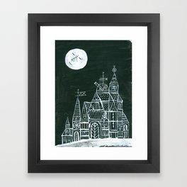 Crystal City 12-11-10a Framed Art Print