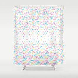 Color Me Pretty Shower Curtain