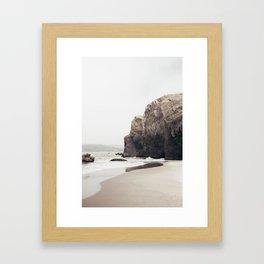 Lands End Coastline II Framed Art Print