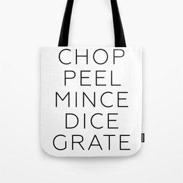 kitchen art Tote Bag