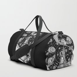 Cosmos Space Travel Duffle Bag
