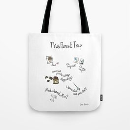 The Parent Trap Tote Bag