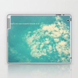 life's a fairytale Laptop & iPad Skin