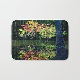 Autumn In The Swamp Bath Mat