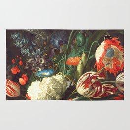 Vase of Flowers II - de Heem Rug