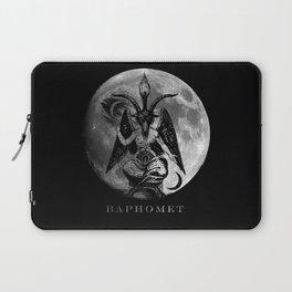 Baphomet Moon Laptop Sleeve